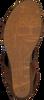 Braune TIMBERLAND Sandalen CAPRI SUNSET WEDGE - small
