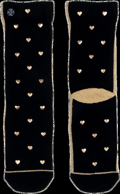 Mehrfarbige/Bunte XPOOOS Socken MY LOVE  - large