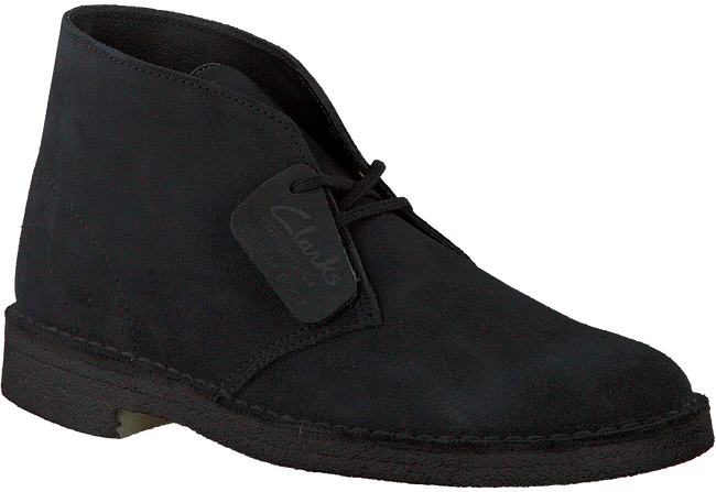 Blaue CLARKS Ankle Boots DESERT BOOT HEREN - large