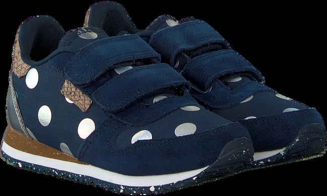 Blaue WODEN Sneaker NORA DOT II KIDS  - large