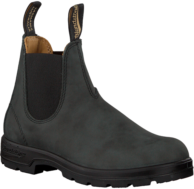 Graue BLUNDSTONE Chelsea Boots CLASSIC DAMES  - large