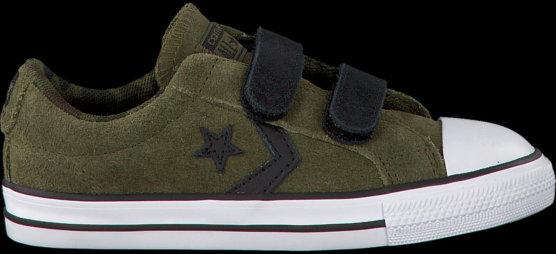Grüne CONVERSE Sneaker STAR PLAYER EV 2V OX KIDS | Omoda
