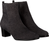 Graue HASSIA Stiefeletten 6924 - small