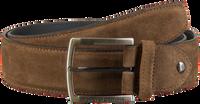 Braune FLORIS VAN BOMMEL Gürtel 75202  - medium