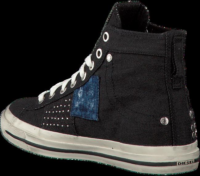 Schwarze DIESEL Sneaker Y00638 - large