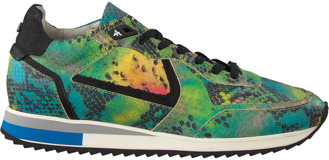 Grüne FLORIS VAN BOMMEL Sneaker 85260  - large