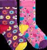 Mehrfarbige/Bunte HAPPY SOCKS Socken SWEETS SOCKS  - small