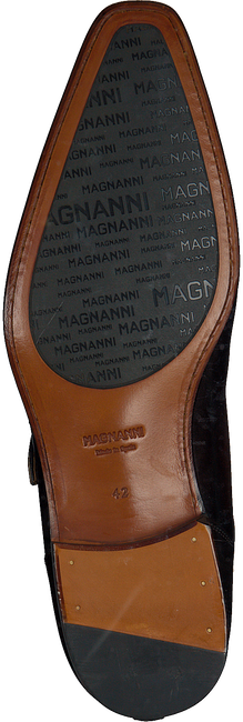 Braune MAGNANNI Business Schuhe 20103 - large