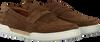 Cognacfarbene MAZZELTOV Slipper 51127  - small