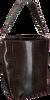 Braune HVISK Shopper CASSET CROCO  - small