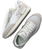 Weiße PUMA Sneaker low FUTURE RIDER METAL WN'S  - small
