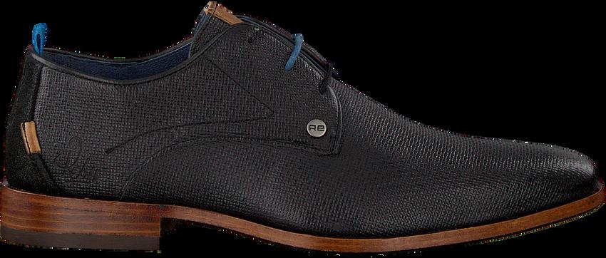 Schwarze REHAB Business Schuhe GREG WALL 02  - larger