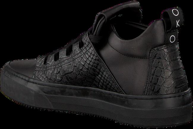 Schwarze OKYO Sneaker 5941K01 - large