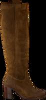 Braune SHABBIES Hohe Stiefel 193020037  - medium