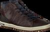 Braune BJORN BORG Sneaker CURD MID M - small
