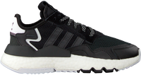 Schwarze ADIDAS Sneaker low NITE JOGGER J  - medium