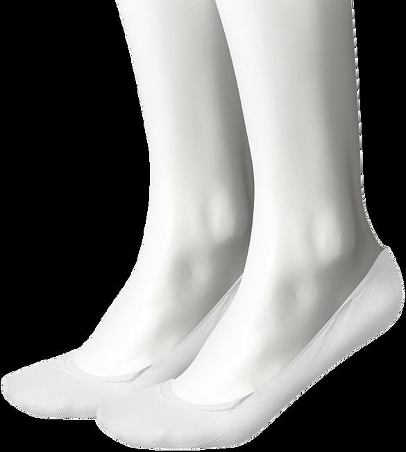Weiße TOMMY HILFIGER Socken WOMEN REGULAR STEP - large