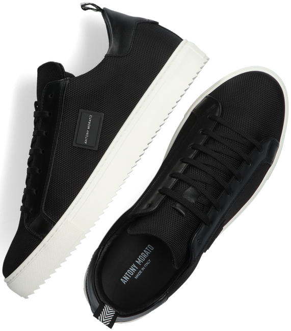 Schwarze ANTONY MORATO Sneaker low MMFW01393  - large