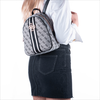 Schwarze GUESS Rucksack GUESS VINTAGE BACKPACK  - small