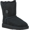 Schwarze UGG Winterstiefel BAILEY BUTTON KIDS - small