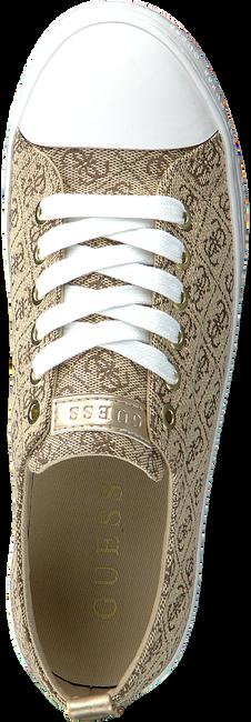 Beige GUESS Sneaker low BRIGS  - large