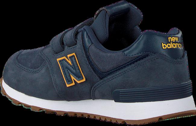 Blaue NEW BALANCE Sneaker low YV574 M  - large