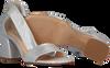 Silberne FABIENNE CHAPOT Sandalen SELENE  - small
