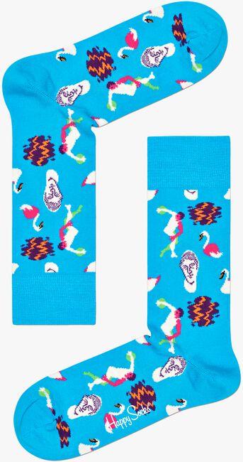 Weiße HAPPY SOCKS Socken PARK TURKOS SOCK  - large