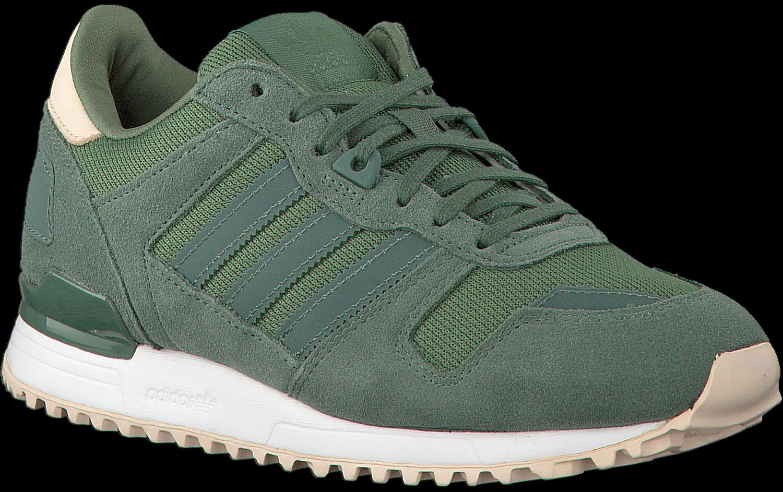 Grüne ADIDAS Sneaker ZX 700 DAMES | Omoda