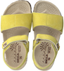 Gelbe SHO.E.B.76 Sandalen 0104A52  - small