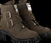 Grüne OMODA Biker Boots P5457OMO - small