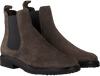 Braune GOOSECRAFT Chelsea Boots CHET CREPE CHELSEA - small
