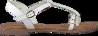 Weiße LAZAMANI Sandalen 75.501  - medium