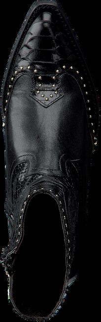 Schwarze BILLI BI Cowboystiefel 3613  - large