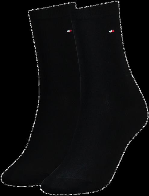 Schwarze TOMMY HILFIGER Socken 371221 - large