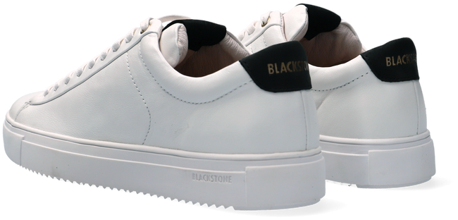 Weiße BLACKSTONE Sneaker low RM50  - large