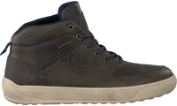 Graue GAASTRA Sneaker high DENZEL MID TMB  - medium
