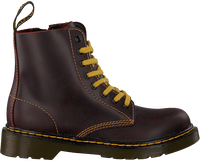 Rote DR MARTENS Schnürboots 1460 K PASCAL  - medium