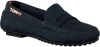 Blaue TOMMY HILFIGER Mokassins COLORFUL TOMMY MOCCASIN  - small
