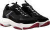 Schwarze CALVIN KLEIN Sneaker low MARVIN  - small
