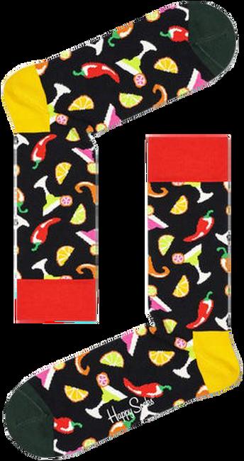 Schwarze HAPPY SOCKS Socken DRINK  - large