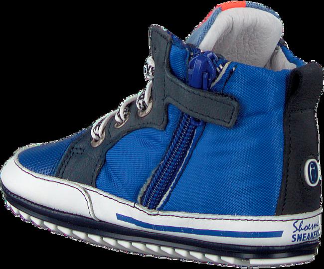 Blaue SHOESME Babyschuhe BP20S006  - large