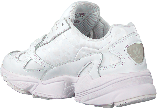 Weiße ADIDAS Sneaker FALCON W  - large