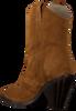 Cognacfarbene TORAL Stiefeletten 12031  - small