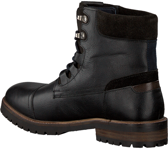 Schwarze VERTON Schnürboots 11.121.6514   LAST TIMBER  - large