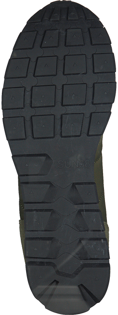 Grüne SUN68 Sneaker low TOM  - large