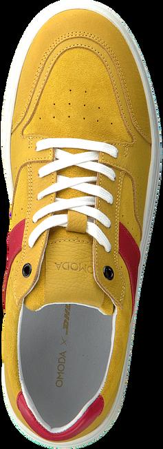 Gelbe Omoda X DHL Sneaker low HEREN DHL  - large