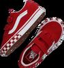 Rote VANS Sneaker low TD OLD SKOOL V  - small