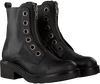 Schwarze RED-RAG Ankle Boots 74384  - small