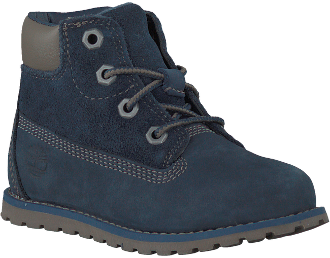 Blaue TIMBERLAND Ankle Boots POKEY PINE 6IN BOOT - large